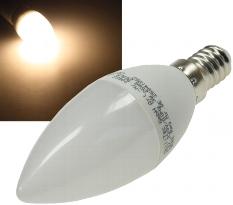 "LED Kerzenlampe E14 ""K25 SMD"" warmweiß"
