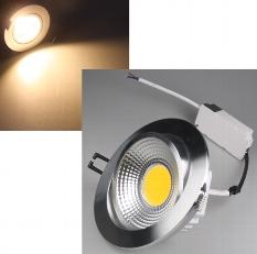 """LED-Einbauleuchte """"COB-10"""", 10W, 600lm"""