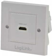 HDMI UP-Anschlussdose 1x HDMI-Buchse
