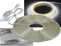 "LED-Stripe ""Ultra-Bright"" 230V, 10m"