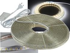 "LED-Stripe ""Ultra-Bright"" 230V, 20m"