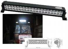 "LED Scheinwerfer ""LSW-120"", 40x3W LED"