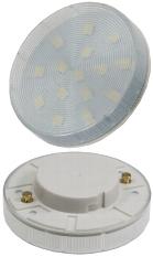 """LED Leuchtmittel GX53 """"XH 25"""" warmweiß"""