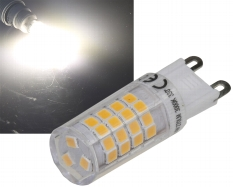 LED Stiftsockel G9, 4W, 280lm