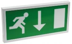"LED Fluchtwegleuchte ""NL-W2"" 30 LEDs"