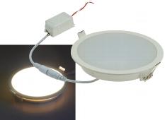 "LED Licht-Panel ""CP-150R"", Ø 150mm, IP54"