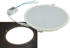 "LED Licht-Panel ""CP-225R"", Ø 225mm, IP54"