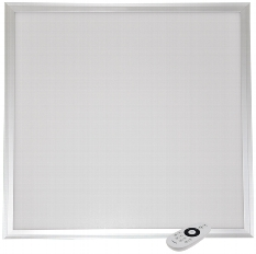 "LED Licht-Panel ""CC-62S"", 62x62cm"