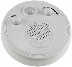 Radio mit Bewegungsmelder