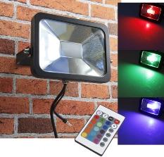 "LED-Fluter SlimLine ""CTF-SL30W RGB"""