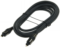 Optisches Toslink Digital-Audio-Kabel 2m