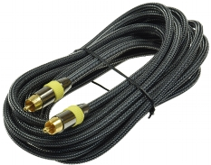 Premium Cinch-Kabel 5m