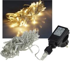 """LED Aussen-Lichterkette """"CT-ALK040"""" 4m"""