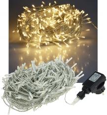 """LED Aussen-Lichterkette """"CT-ALK400"""" 40m"""