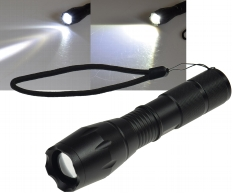 """LED-Taschenlampe """"CTL10 Zoom"""" 10W"""