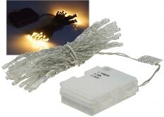 """LED Batterie-Lichterkette """"CT-TK50"""" 5m"""