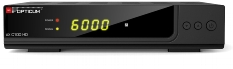 DVB-C Receiver AX C100 HD