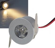 "LED-Einbau Spot ""Slim-22"" warmweiß"