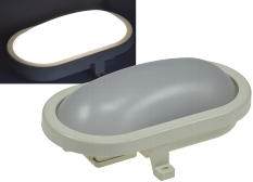 "LED Oval-Armatur ""FRL-O 12"" IP44"