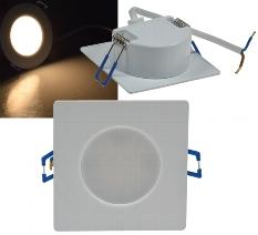 "LED-Einbauleuchte ""Flat-30 FR-Q"" 2900K"