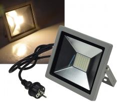 "LED-Fluter SlimLine ""CTF-SLT 30"" silber"