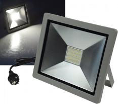 "LED-Fluter SlimLine ""CTF-SLT 99"" silber"