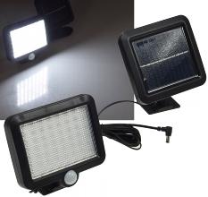 LED Solar Fluter mit Bewegungsmelder