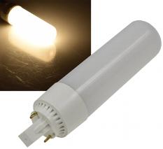 "LED Leuchtmittel ""G24-13"" warmweiß"