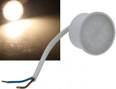 "LED-Leuchte ""Piatto P3"" warmweiß"