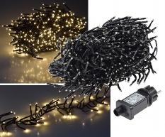 "LED Büschel-Lichterkette ""CT-BLK060"" 6m"