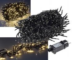 "LED Büschel-Lichterkette ""CT-BLK080"" 8m"