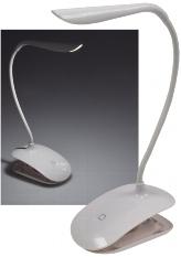 LED Klemm- / Leseleuchte 1,5W