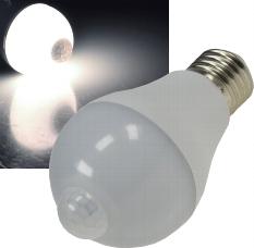 "LED Glühlampe E27 ""PIR-7W"" neutralweiß"