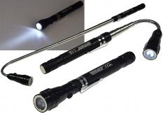 Teleskop Pick-Up Werkzeug mit LED