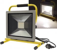 """LED-Baustrahler """"CTS-99W V3"""",mit Ständer"""