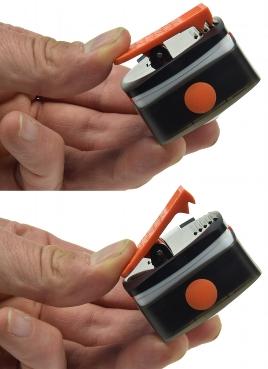 """LED-Stirnlampe mit Akku """"Headlight CTX5"""""""