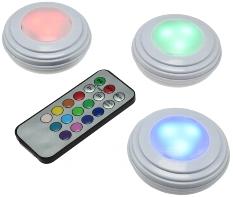"LED-Unterbauleuchte ""CT Corro RGB"" 3+1"