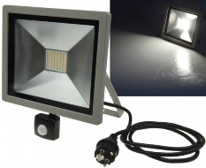 LED-Fluter mit Sensor