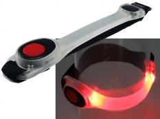 LED Sicherheitslicht mit Klett-Verschluß
