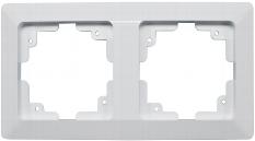 MILOS 2-fach Rahmen