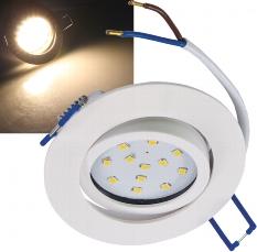 """LED-Einbauleuchte """"Flat-32 Eco"""" 2900K"""