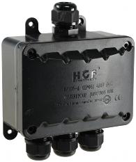 4 poliger Kabelverbinder, IP66