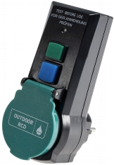 Fehlerstromschutzadapter (RCD)