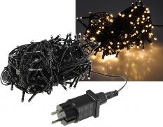 """LED Aussen-Lichterkette """"CT-ALK200"""" 20m"""