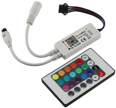 Controller für RGB LED-Stripes BT